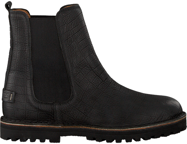 Zwarte SHABBIES Chelsea Boots 181020174 - large