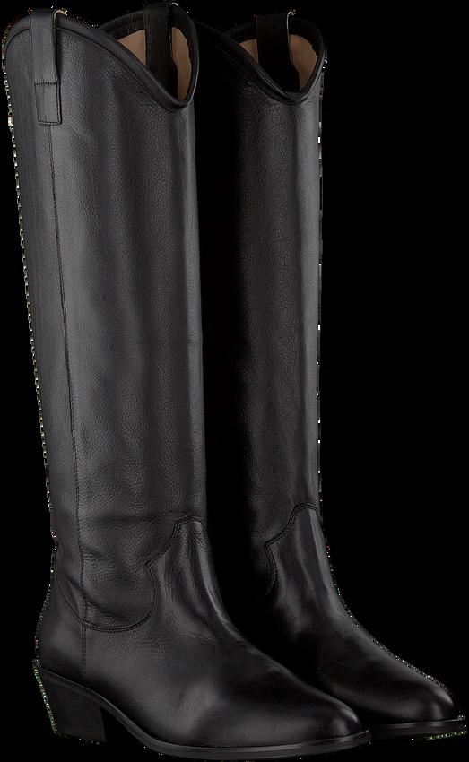 Zwarte NOTRE-V Hoge laarzen 01-130  - larger