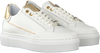 Witte NOTRE-V Lage sneakers J5321 - small