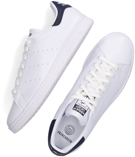 Witte ADIDAS Sneakers STAN SMITH DUURZAAM - large