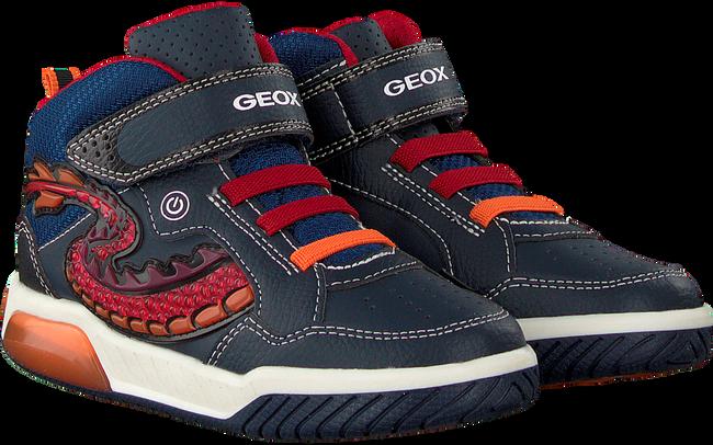 Blauwe GEOX Sneakers J949CE  - large