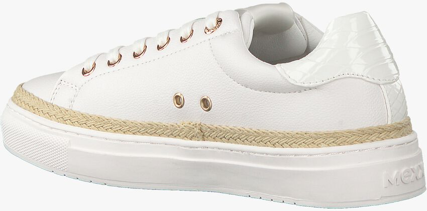 Witte MEXX Lage sneakers CIS  - larger