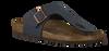 Grijze BIRKENSTOCK PAPILLIO Slippers RAMSES  - small