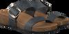 Zwarte GABOR Slippers 28430  - small