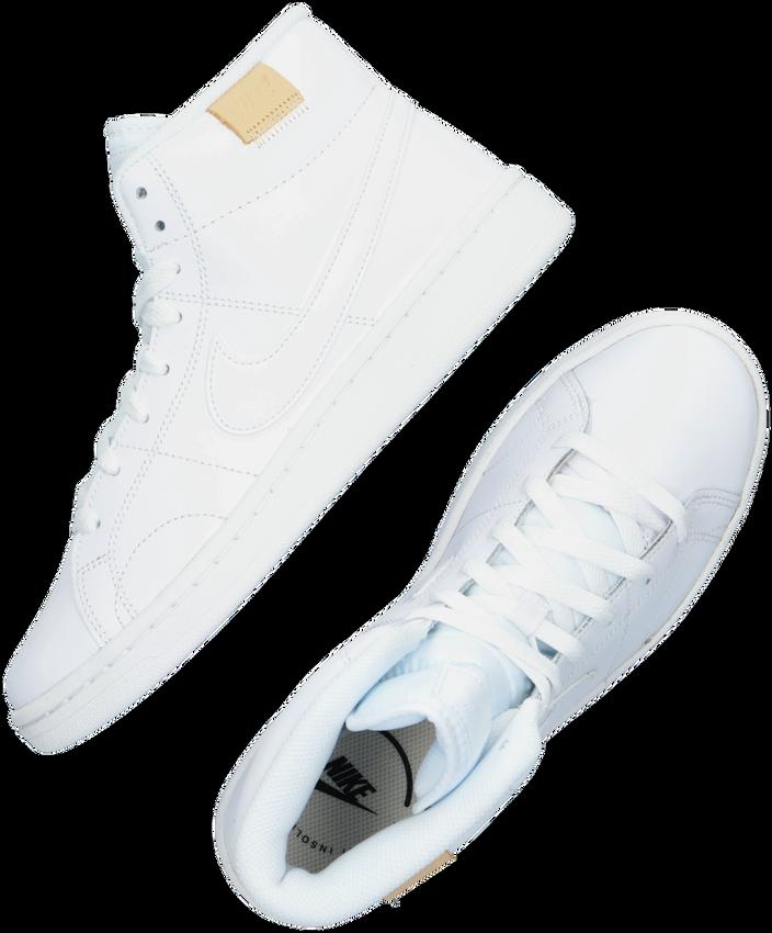 Witte NIKE Hoge sneaker COURT ROYALE 2 MID  - larger
