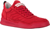 RED RAG SNEAKERS 15243 - small