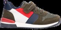 Groene TOMMY HILFIGER Lage sneakers 32071  - medium