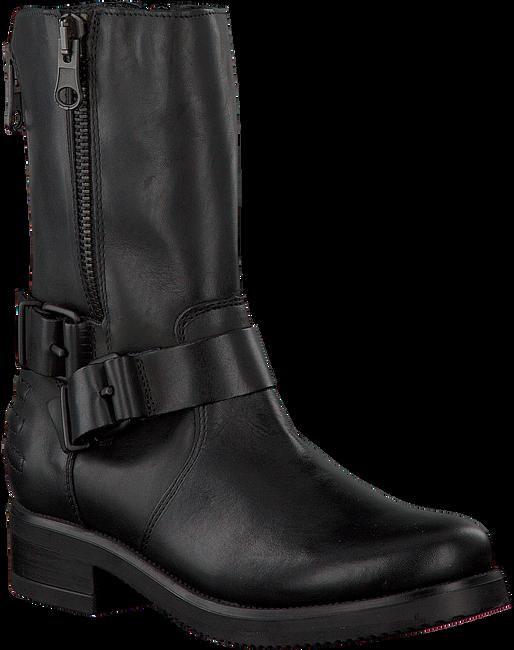 Zwarte OMODA Biker boots R13186  - large
