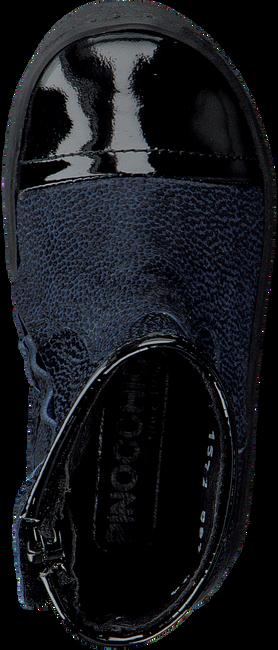 Blauwe PINOCCHIO Enkellaarsjes P1572 - large