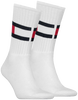 Witte TOMMY HILFIGER Sokken TH FLAG - small