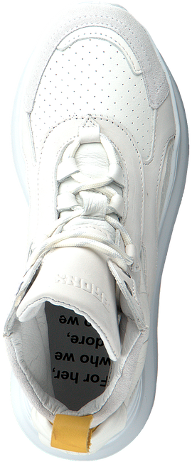 Witte BRONX Hoge sneaker GRAYSON 47240  - large