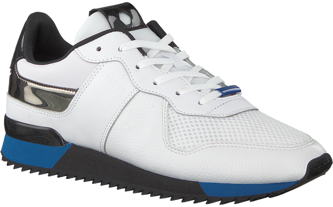 Witte CRUYFF CLASSICS Sneakers COSMO  - large