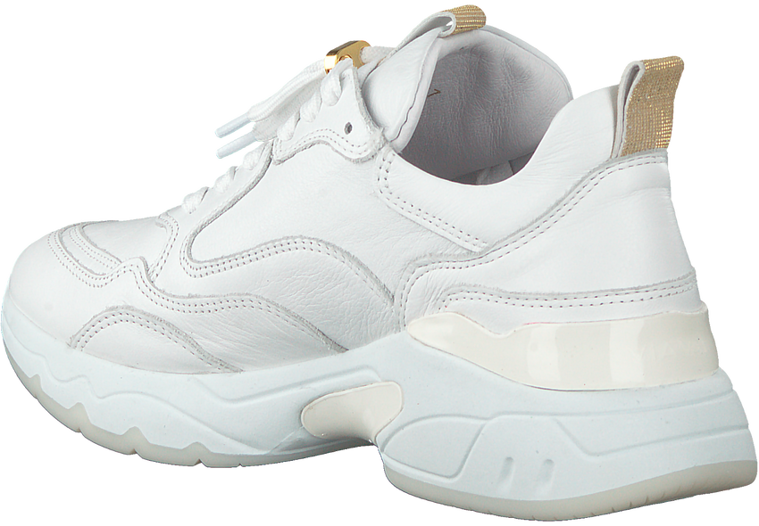 Witte VIA VAI Lage sneakers ZAIRA FAE  - larger