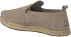 Taupe TOMS Espadrilles DECONSTRUCTED ALPARGATA ROPE W  - small