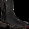 Zwarte GIGA Lange laarzen 8721  - small