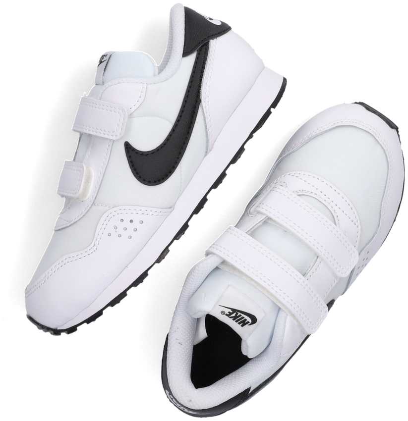 Witte NIKE Lage sneakers MD VALIANT (TDV)  - larger