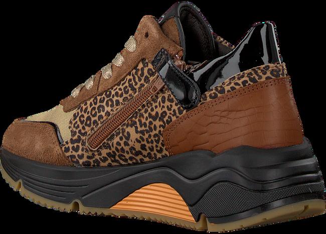 Bruine HIP Lage sneakers H1976  - large