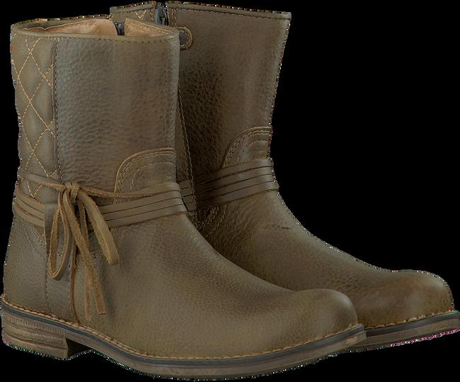 Bruine OMODA Lange laarzen 1057  - large