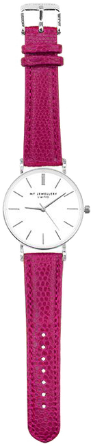Roze MY JEWELLERY Horloge SMALL VINTAGE WATCH - large