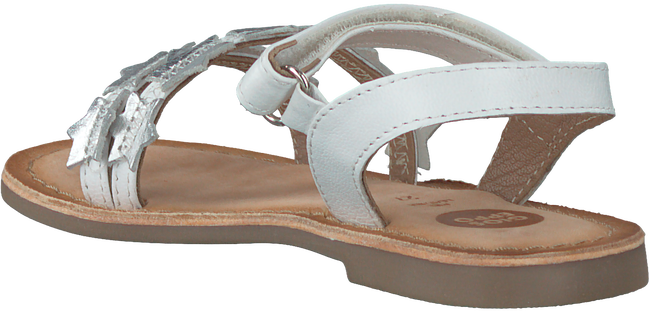 Witte GIOSEPPO Sandalen ASTEROIDE  - large