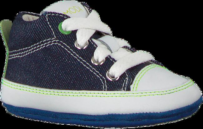 Blauwe OMODA Babyschoenen OM119307  - large