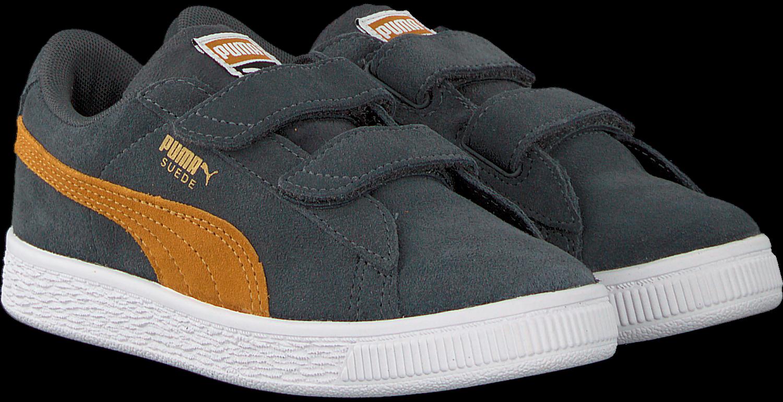 00b95f716ad Grijze PUMA Sneakers SUEDE CLASSIC INF - Omoda.nl