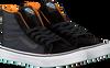 Zwarte VANS Sneakers SK8-HI SLIM ZIP  - small