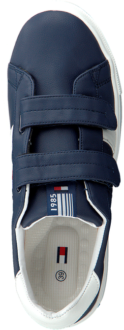 Blauwe TOMMY HILFIGER Sneakers T3X4-00161  - large