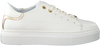 Witte VERTON Lage sneakers J4850E  - small