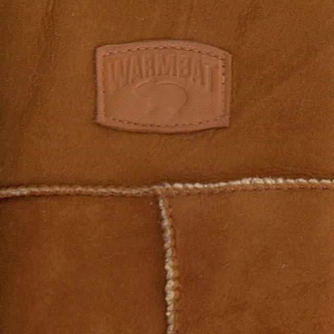 Cognac WARMBAT Handschoenen MITTENS WOMEN  - large