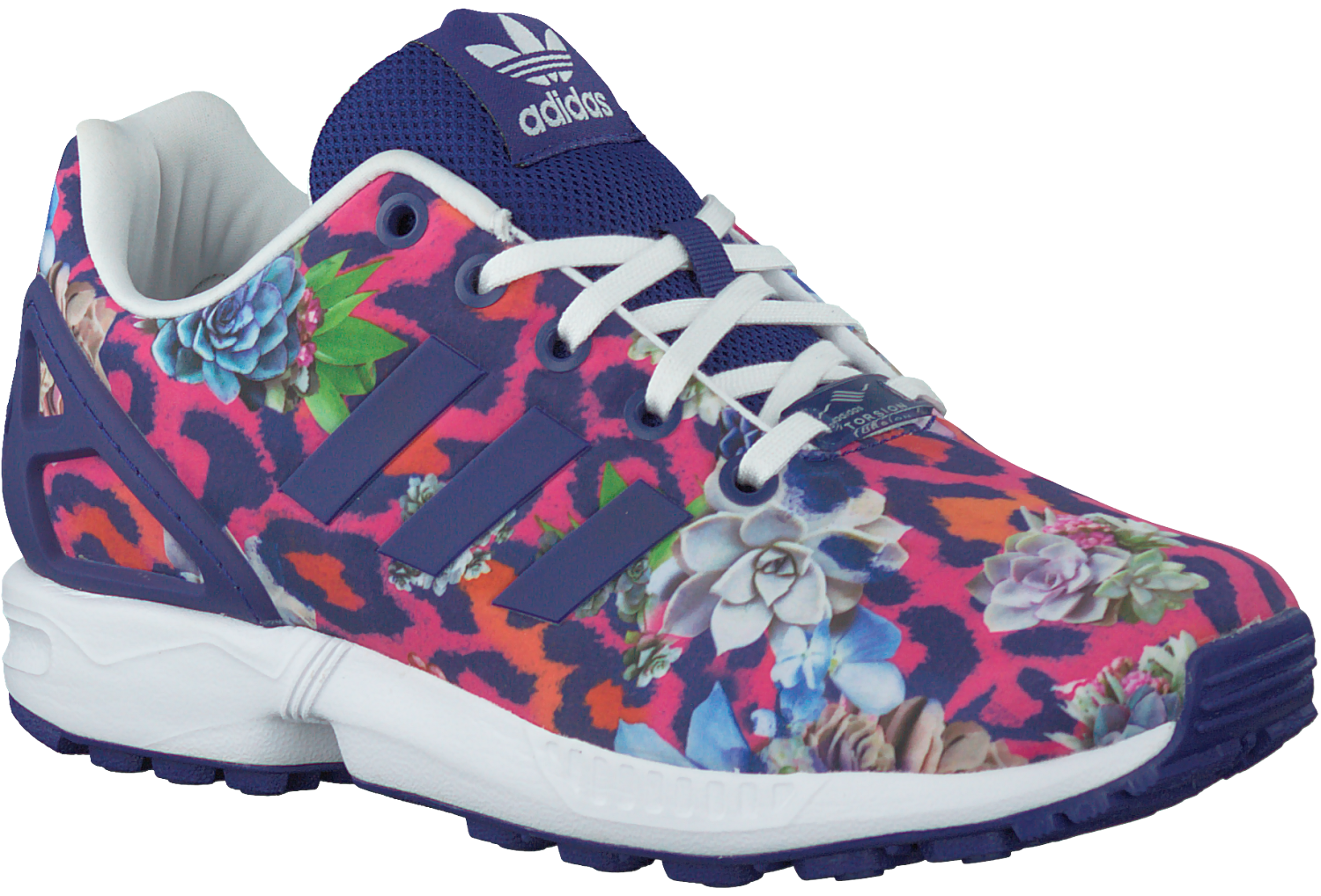 1dc7c94e718 Paarse ADIDAS Sneakers ZX FLUX KIDS. ADIDAS. -50%. Previous