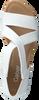 Witte GABOR Sandalen 853  - small