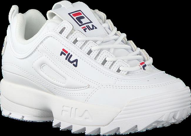 Witte FILA Sneakers 1010567 DISRUPTOR KDS - large