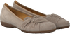 Taupe GABOR Ballerina's 150.1  - small