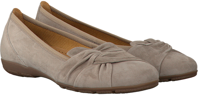 Taupe GABOR Ballerina's 150.1  - large