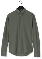 Donkergroene TIGER OF SWEDEN Casual overhemd VENNALD