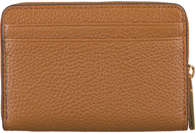 Bruine MICHAEL KORS Portemonnee ZA COIN CARD CASE - large