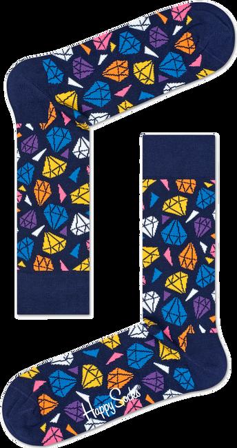 Blauwe HAPPY SOCKS Sokken DIA01 - large
