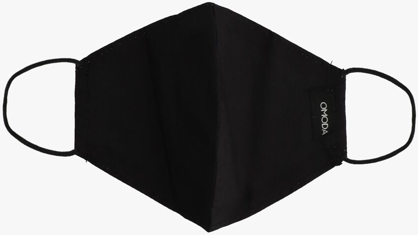 Zwarte OMODA Mondkapje ZWART - larger