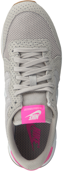 Taupe NIKE Sneakers INTERNATIONALIST WMNS  - large