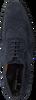 Blauwe VAN BOMMEL Nette schoenen 19268  - small