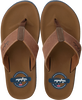 Bruine AUSTRALIAN Slippers DOMBURG AT SEA  - small