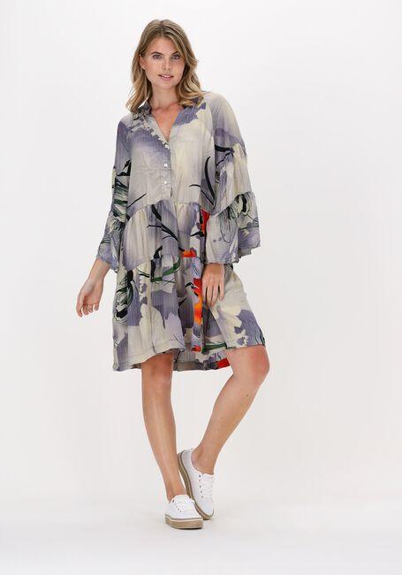 Multi SISSEL EDELBO Mini jurk PALOMA SHORT DRESS - large