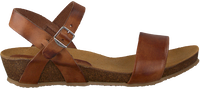 Cognac RED-RAG Sandalen 79198  - medium