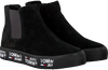 Zwarte TOMMY HILFIGER Chelsea boots MID CITY SNEAKER - small