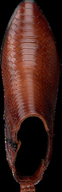 Cognac OMODA Enkellaarsjes KIRA  - large