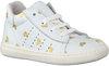 Witte CLIC! Sneakers 9767 - small