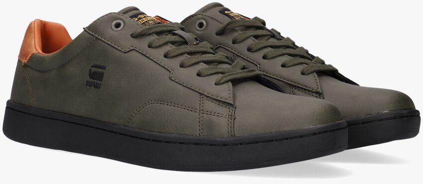 Groene G-STAR RAW Lage sneakers CADET BO CTR M  - larger
