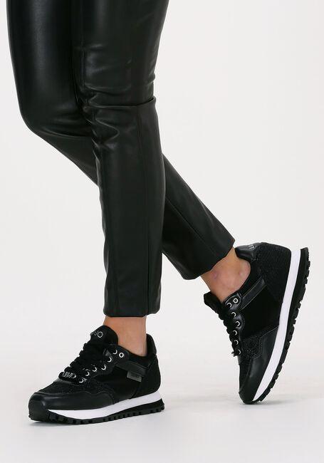 Zwarte LIU JO Lage sneakers WONDER 1  - large