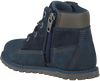 Blauwe TIMBERLAND Enkelboots POKEY PINE 6IN BOOT  - small
